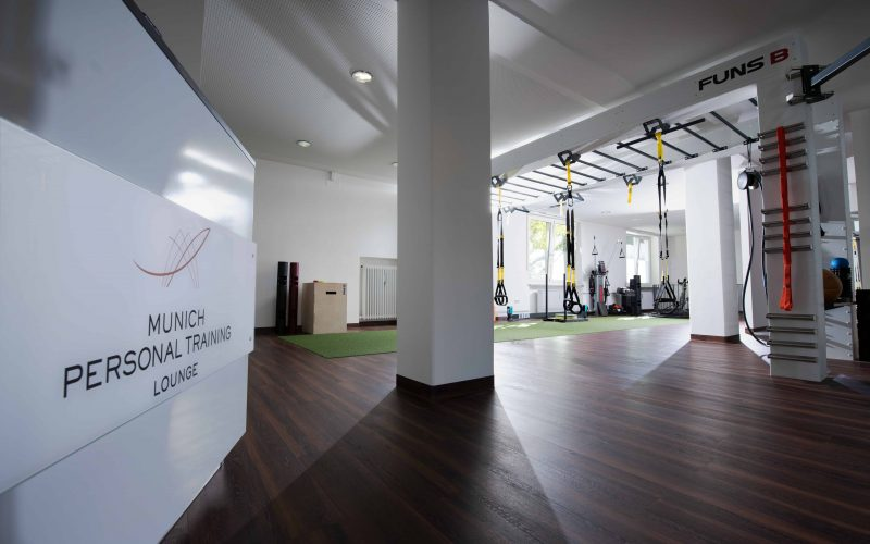 Munich Personal Training Lounge Planegg
